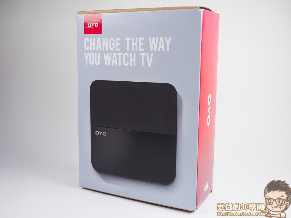 OVO電視盒B5 4K新規版- 開箱、評測-5221010