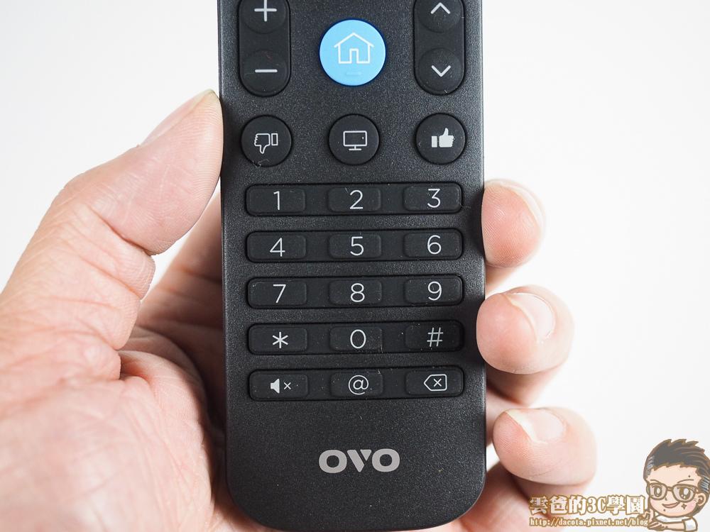 OVO電視盒B5 4K新規版- 開箱、評測-5221032