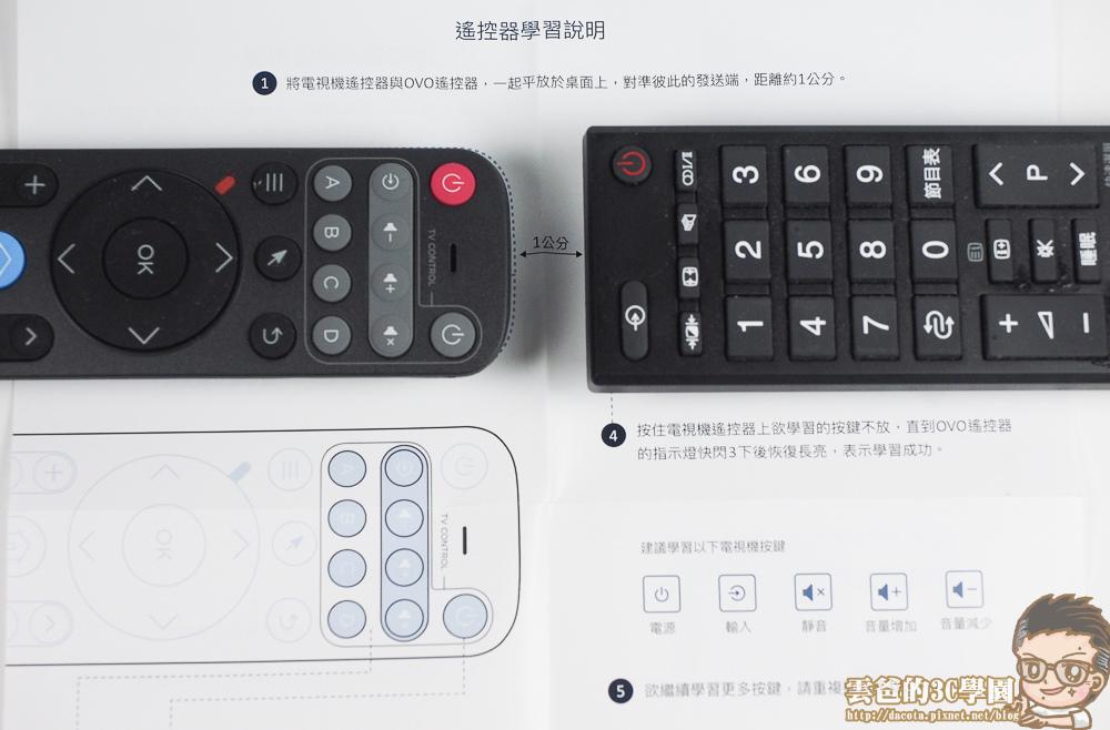 OVO電視盒B5 4K新規版- 開箱、評測-5221045