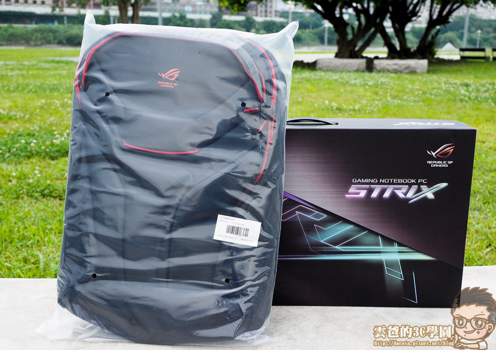 開箱實測 - ASUS ROG STRIX GL702VS 17 吋電競大筆電-6051109