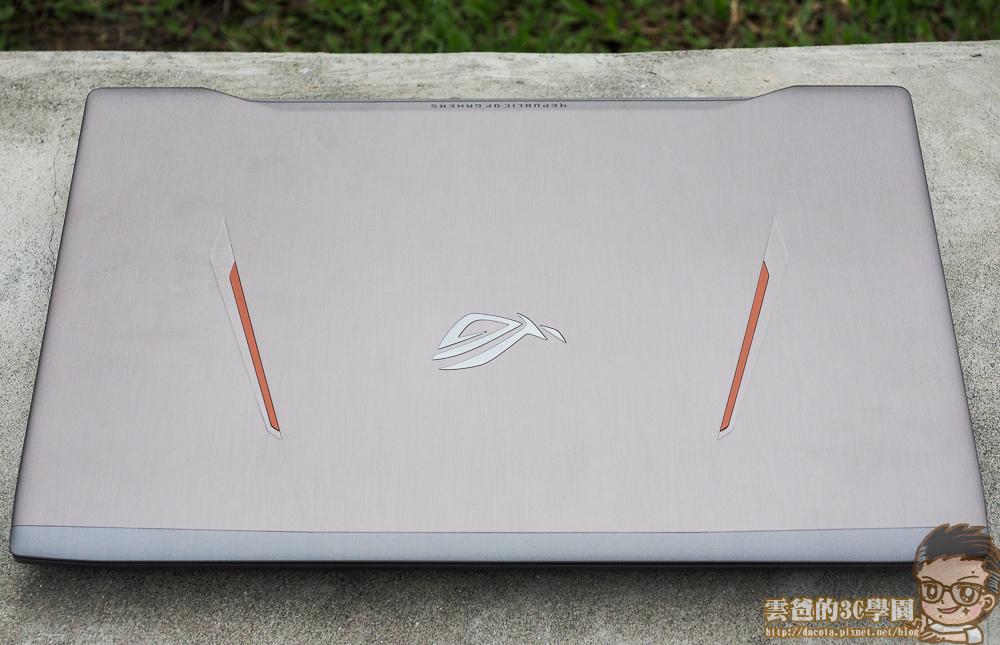 開箱實測 - ASUS ROG STRIX GL702VS 17 吋電競大筆電-6051111