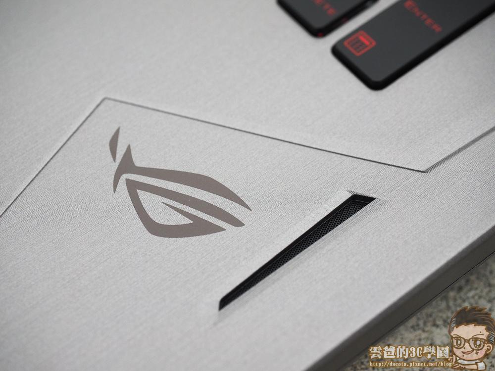 開箱實測 - ASUS ROG STRIX GL702VS 17 吋電競大筆電-6051170