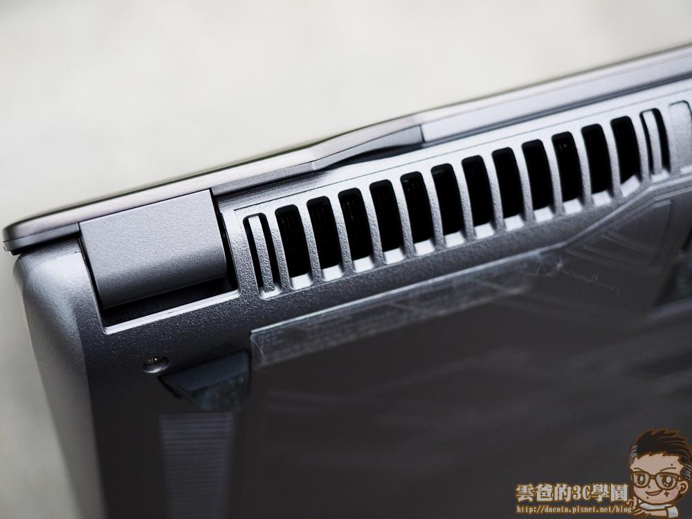 開箱實測 - ASUS ROG STRIX GL702VS 17 吋電競大筆電-6051140