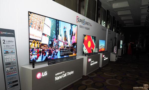 極美絢麗、電視之王  - LG OLED TV 新品上市 全球首款搭載Dolby Atmos,內建支援三規HDR -17