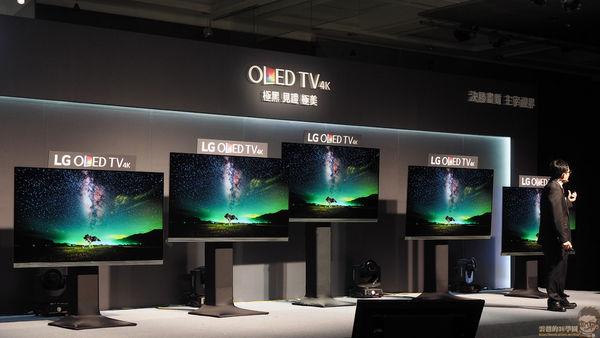 極美絢麗、電視之王  - LG OLED TV 新品上市 全球首款搭載Dolby Atmos,內建支援三規HDR -30