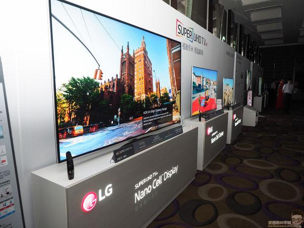極美絢麗、電視之王  - LG OLED TV 新品上市 全球首款搭載Dolby Atmos,內建支援三規HDR -16