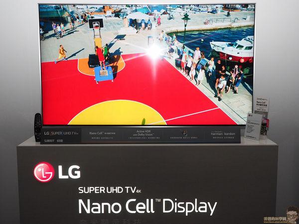極美絢麗、電視之王  - LG OLED TV 新品上市 全球首款搭載Dolby Atmos,內建支援三規HDR -21