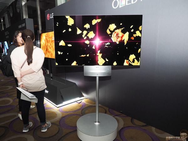 極美絢麗、電視之王  - LG OLED TV 新品上市 全球首款搭載Dolby Atmos,內建支援三規HDR -15