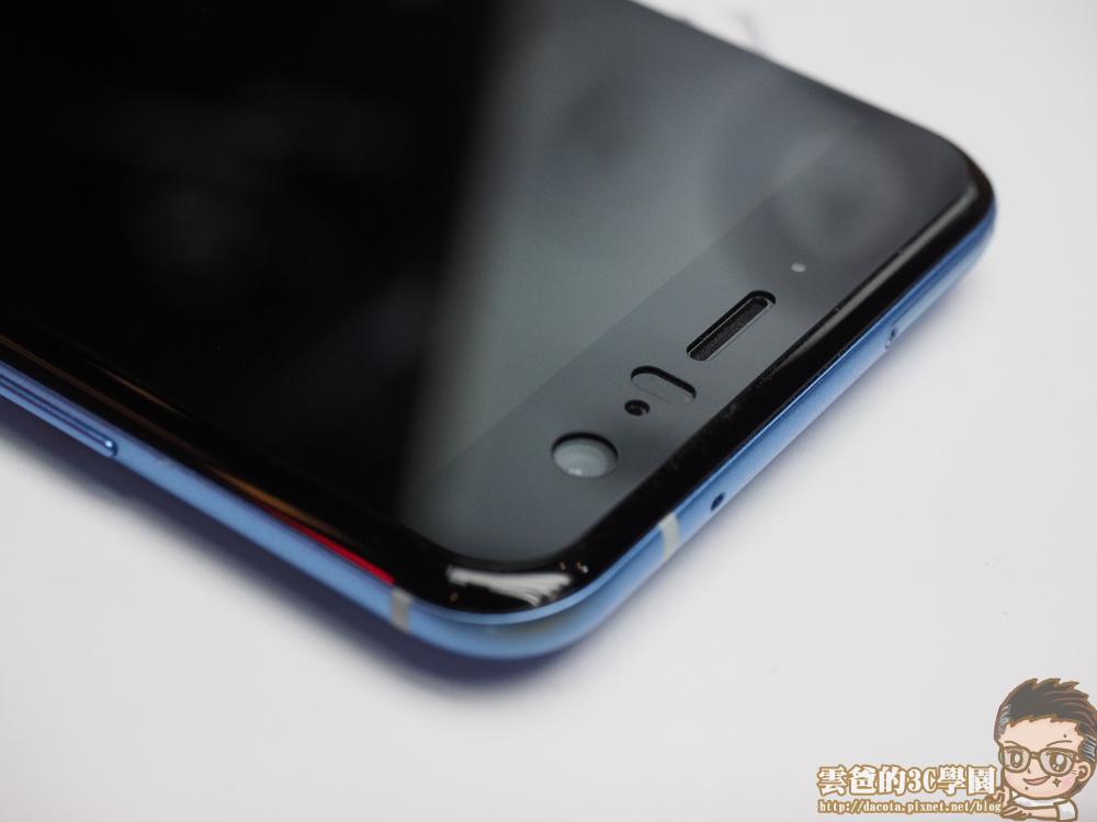 HTC U11- imos 2.5D 正面螢幕滿版玻璃貼-5311278
