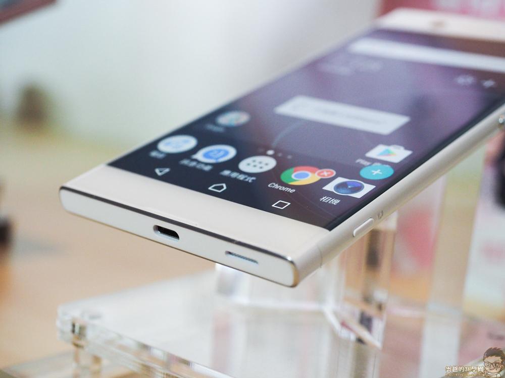 超廣角、超小臉 - Sony Xperia XA1 Ultra 放閃自拍機-24