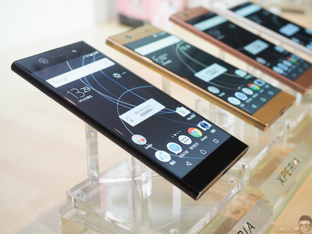 超廣角、超小臉 - Sony Xperia XA1 Ultra 放閃自拍機-37
