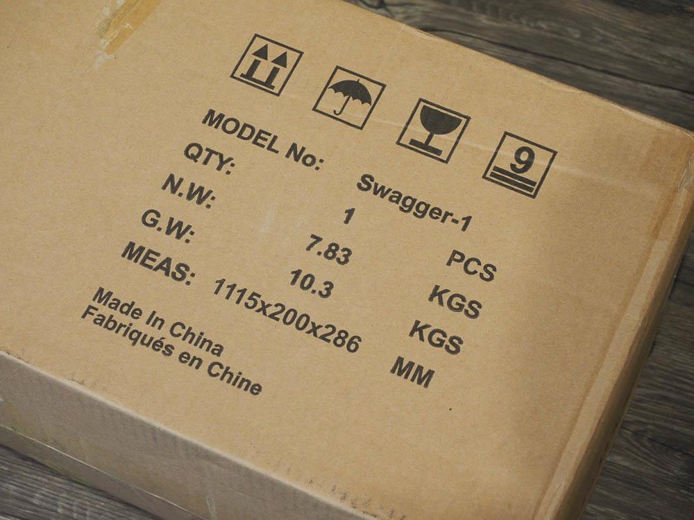 SWAGGER 碳纖維電動滑板車-6