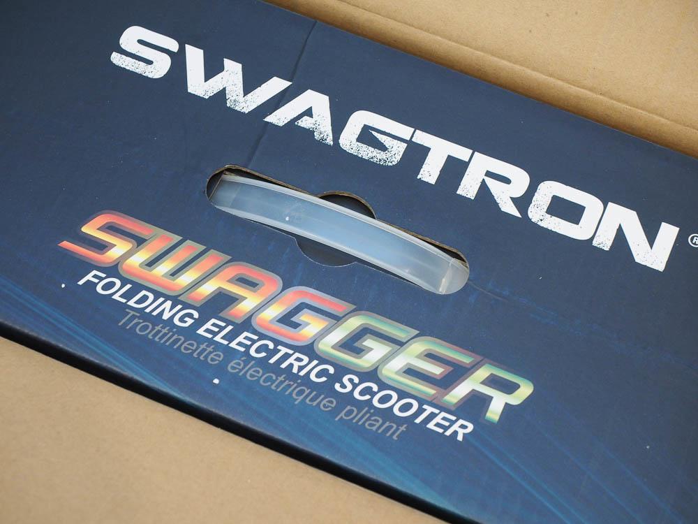 SWAGGER 碳纖維電動滑板車-8
