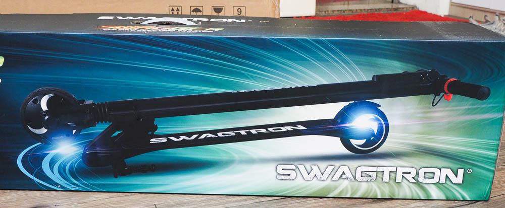 SWAGGER 碳纖維電動滑板車-14