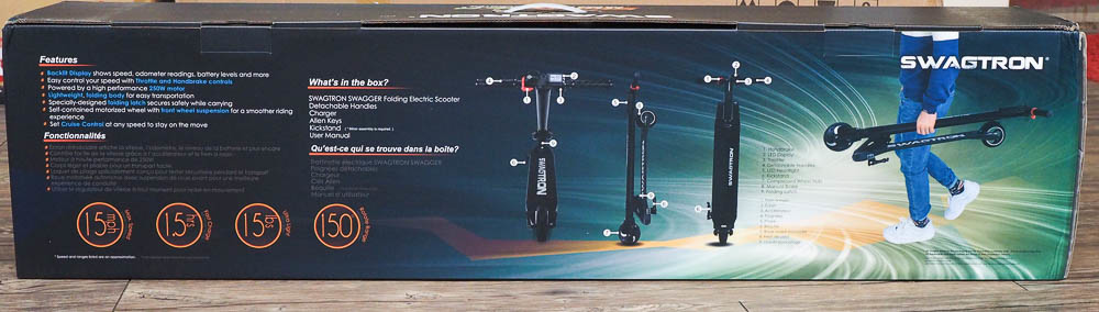 SWAGGER 碳纖維電動滑板車-16