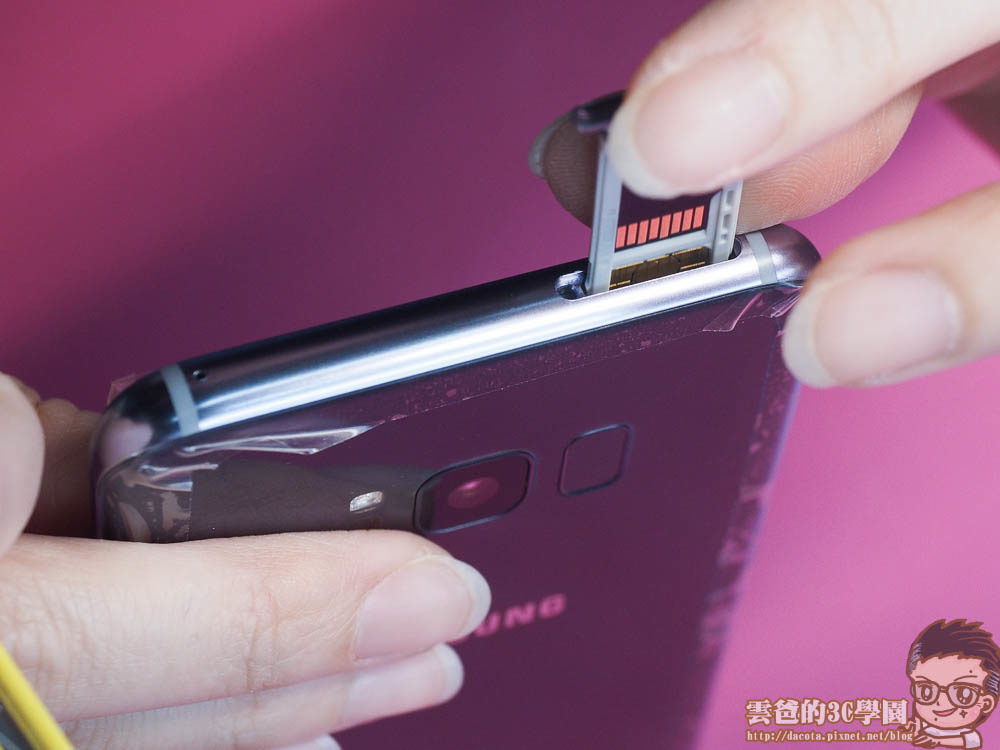 Galaxy S8 全機包膜 + 滿版玻璃保護貼 摩斯密碼-4241399