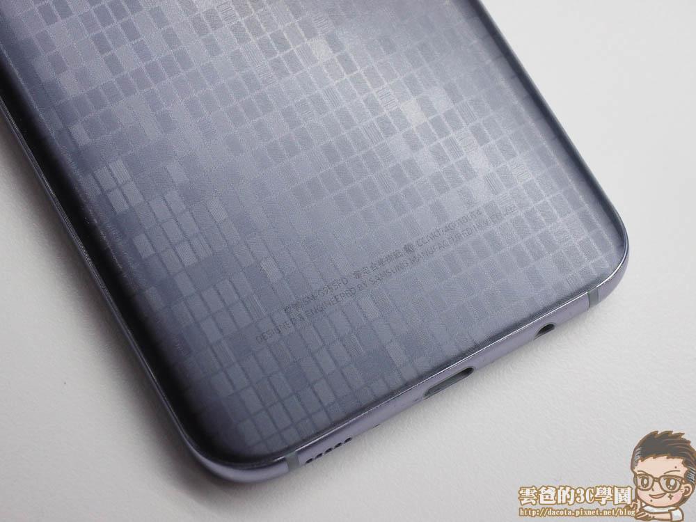Galaxy S8 全機包膜 + 滿版玻璃保護貼 摩斯密碼-4241461