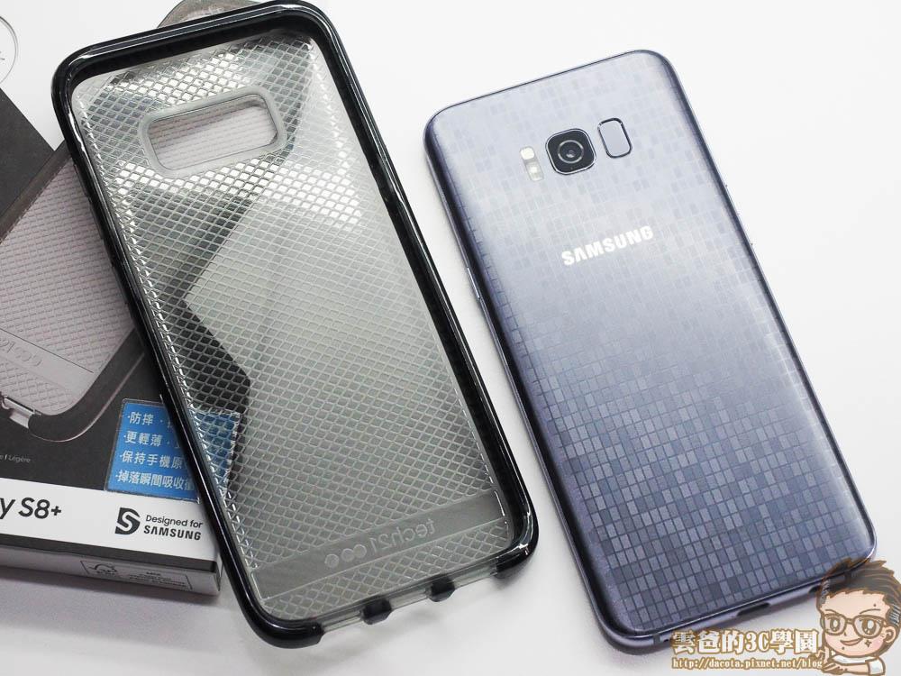 Galaxy S8 全機包膜 + 滿版玻璃保護貼 摩斯密碼-4241480