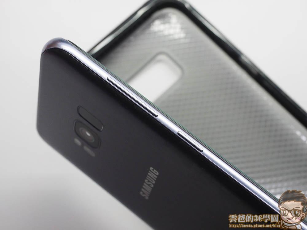Galaxy S8 全機包膜 + 滿版玻璃保護貼 摩斯密碼-4241470