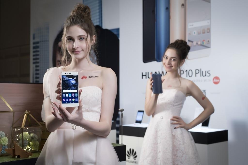 thumbnail_【HUAWEI】HUAWEI P10 Plus曜石黑、鑽雕金、鑽雕藍3種顏色,4月15日起在台上市,建議售價NT $23%2c900_2