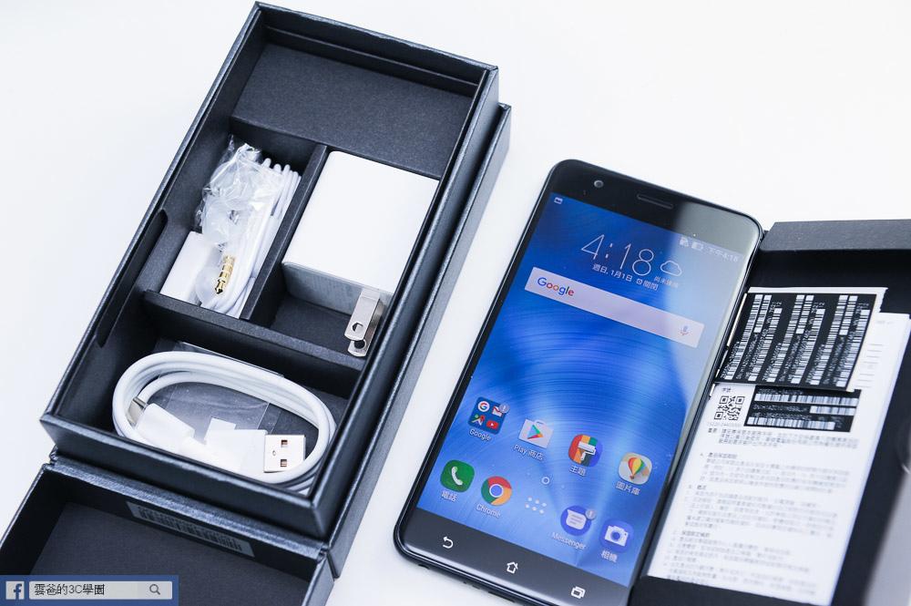 5000mAh爽快大電量 - ZenFone 3 Zoom 開箱、評測、實拍照-69