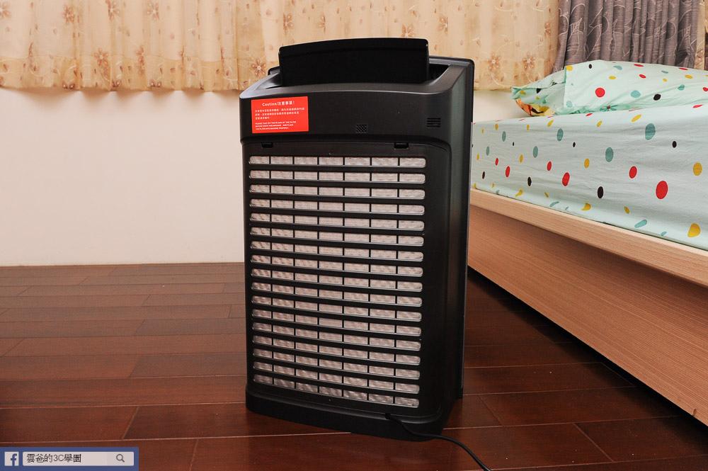 開箱- ARKDAN Air Purifier空氣清淨機-128