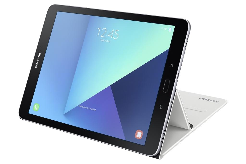 Samsung Galaxy Tab S3與背蓋