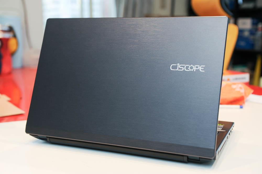 CJScope QX-350GX 開箱、CP值最高,擴充性能強-75