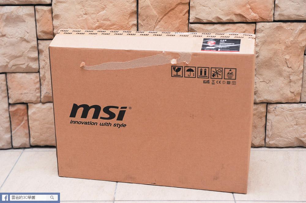 薄型電競、效能至上 - msi GP62-7RD電競筆電-1