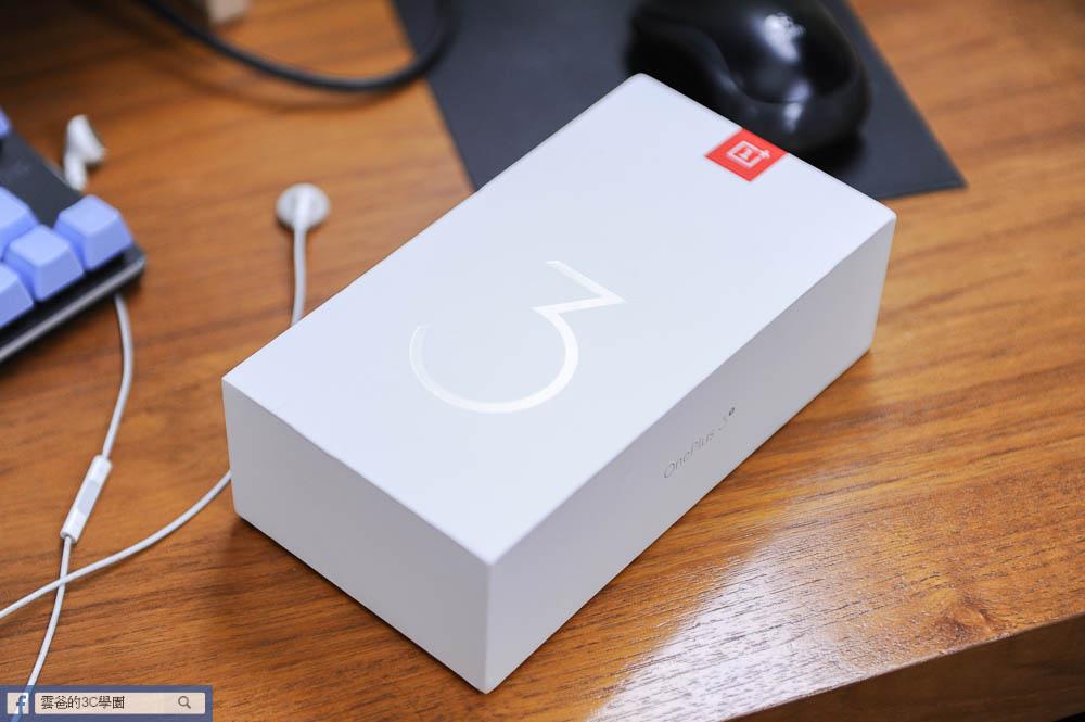 開箱! OnePlus 3t 旗艦規格、平民價格-109