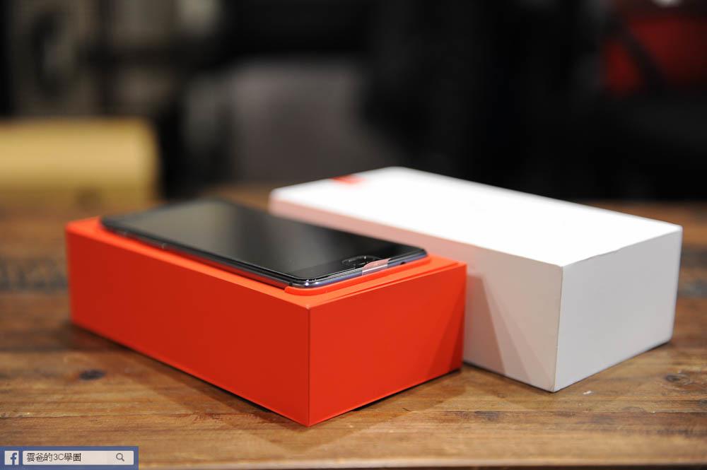 開箱! OnePlus 3t 旗艦規格、平民價格-11