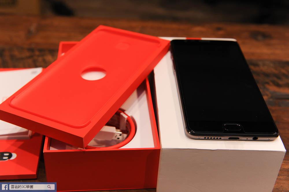 開箱! OnePlus 3t 旗艦規格、平民價格-16