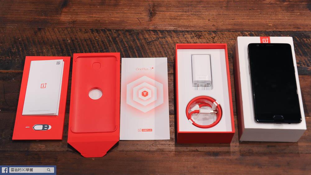 開箱! OnePlus 3t 旗艦規格、平民價格-15