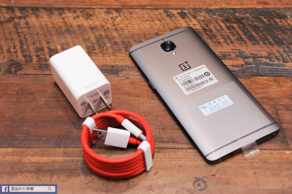 開箱! OnePlus 3t 旗艦規格、平民價格-19