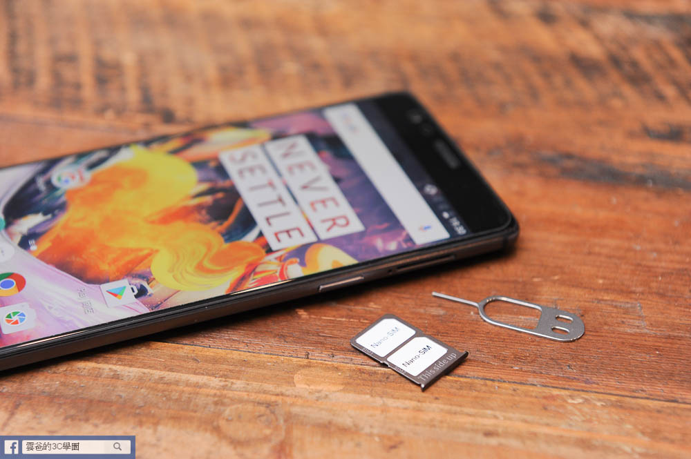 開箱! OnePlus 3t 旗艦規格、平民價格-66
