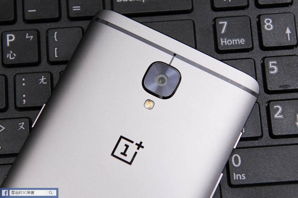 開箱! OnePlus 3t 旗艦規格、平民價格-34