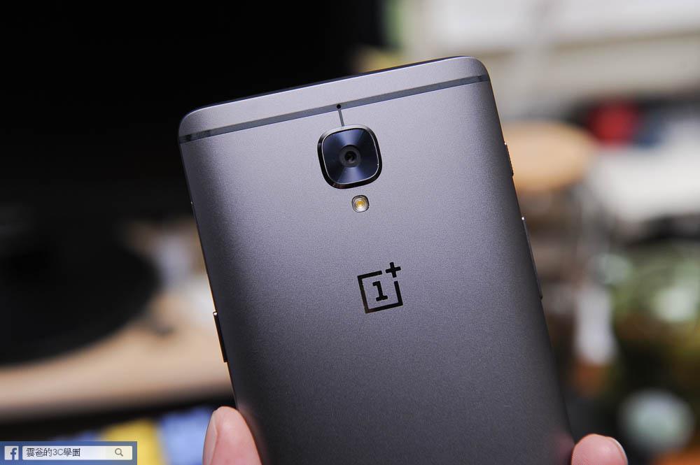 開箱! OnePlus 3t 旗艦規格、平民價格-47