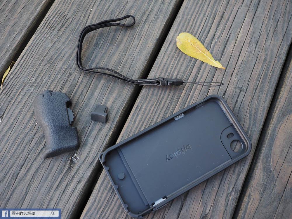 開箱! SNAP!7手機殼 搭配 HD高畫質廣角鏡-41