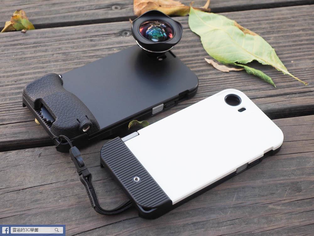 開箱! SNAP!7手機殼 搭配 HD高畫質廣角鏡-142