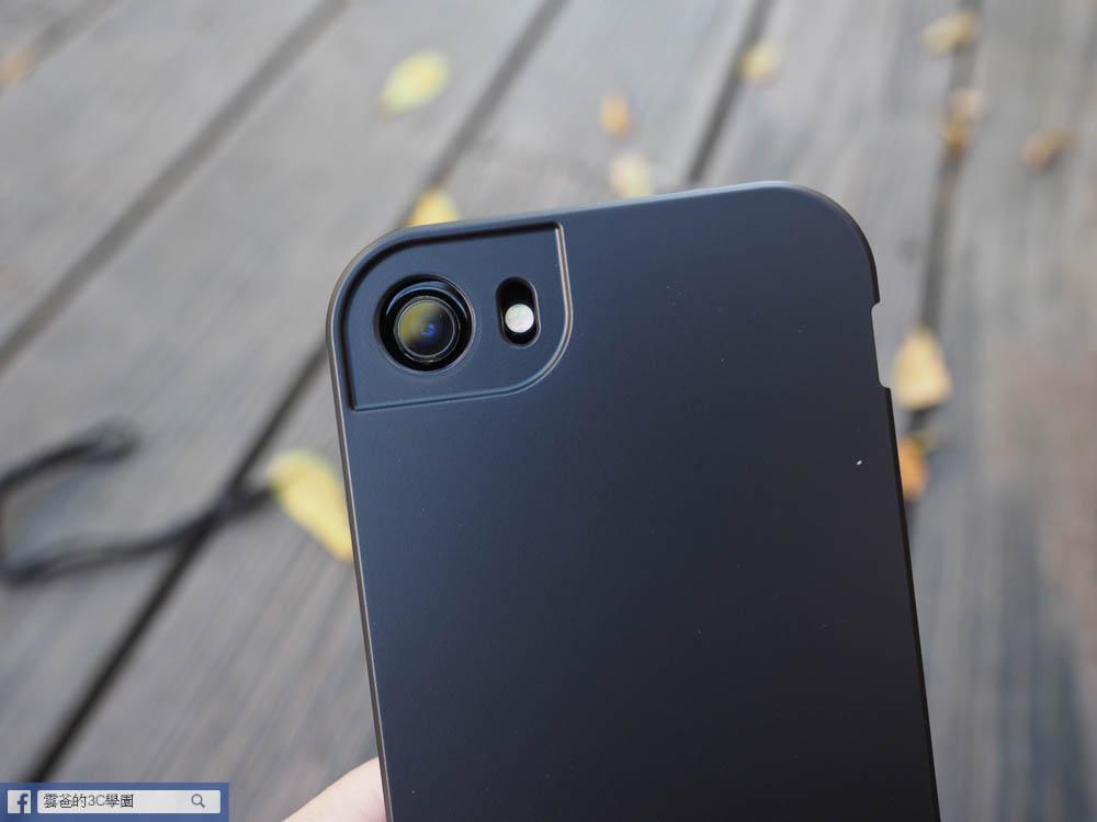 開箱! SNAP!7手機殼 搭配 HD高畫質廣角鏡-55