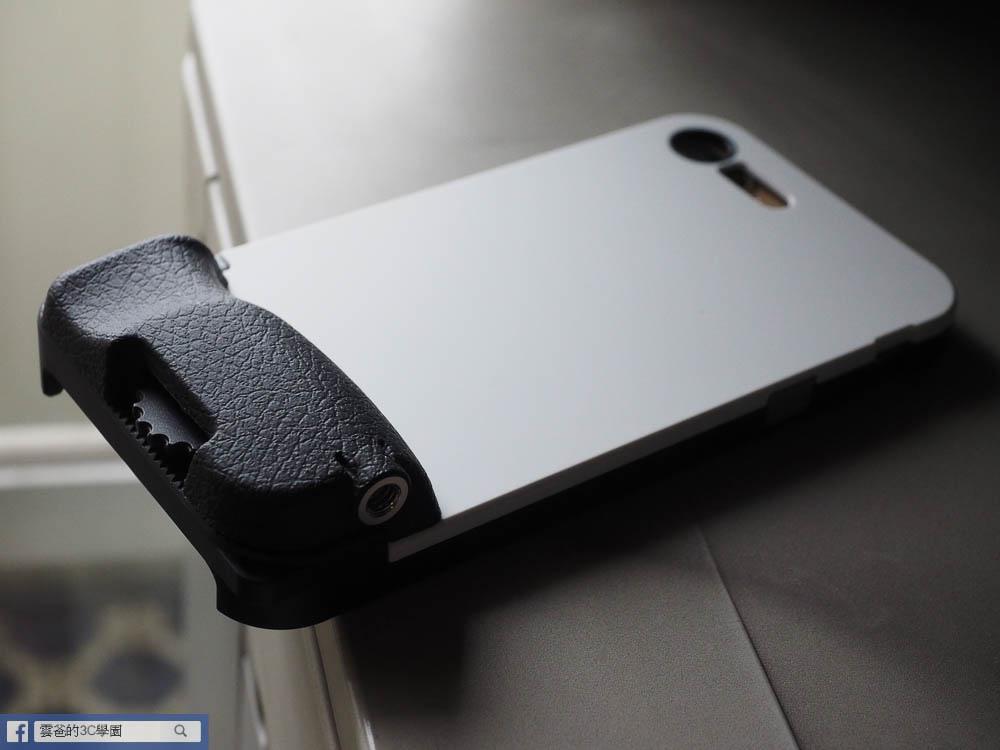 開箱! SNAP!7手機殼 搭配 HD高畫質廣角鏡-208