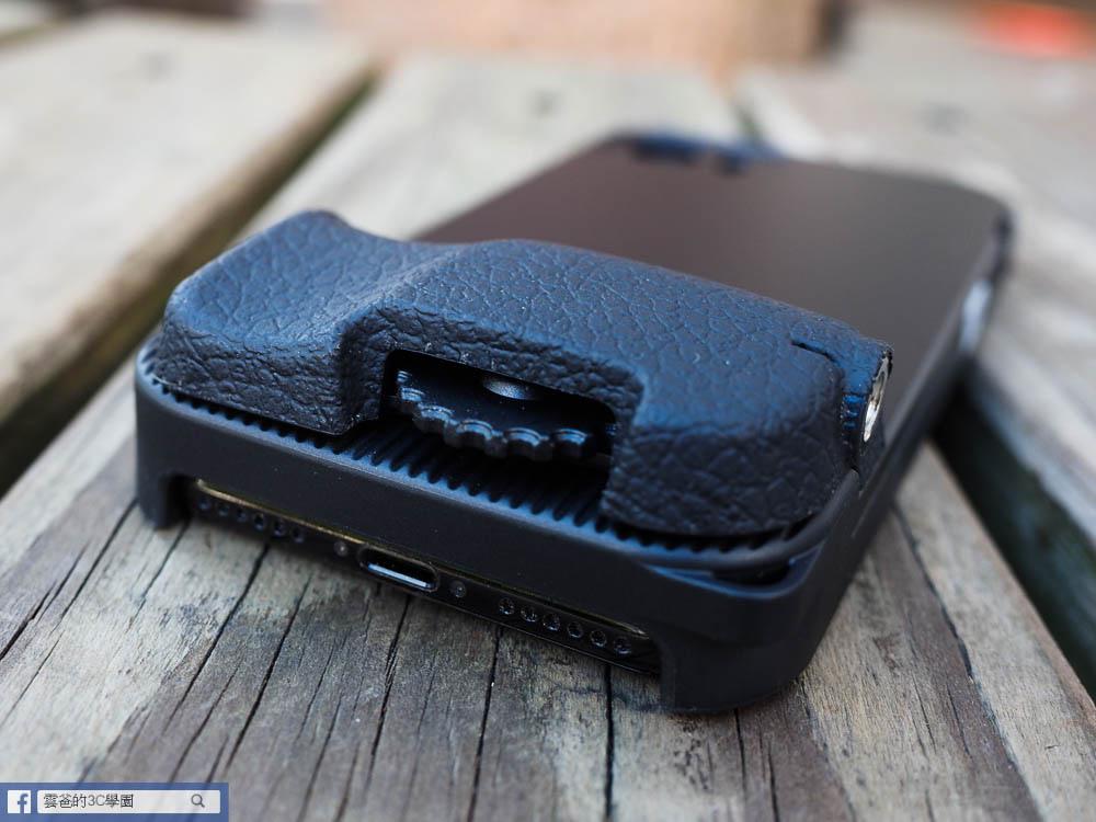 開箱! SNAP!7手機殼 搭配 HD高畫質廣角鏡-51