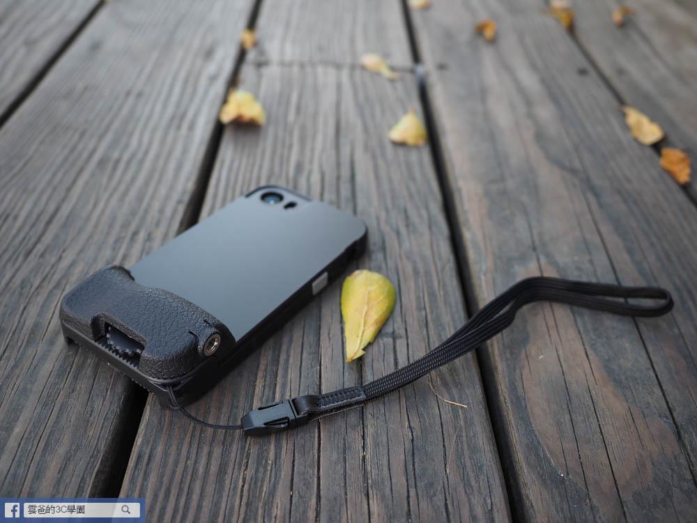 開箱! SNAP!7手機殼 搭配 HD高畫質廣角鏡-61