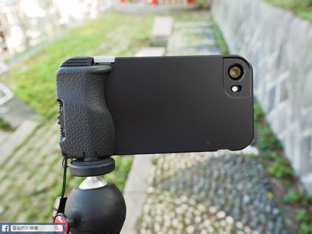 開箱! SNAP!7手機殼 搭配 HD高畫質廣角鏡-171