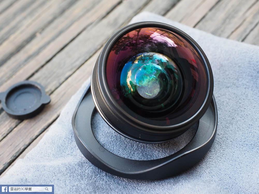 開箱! SNAP!7手機殼 搭配 HD高畫質廣角鏡-89