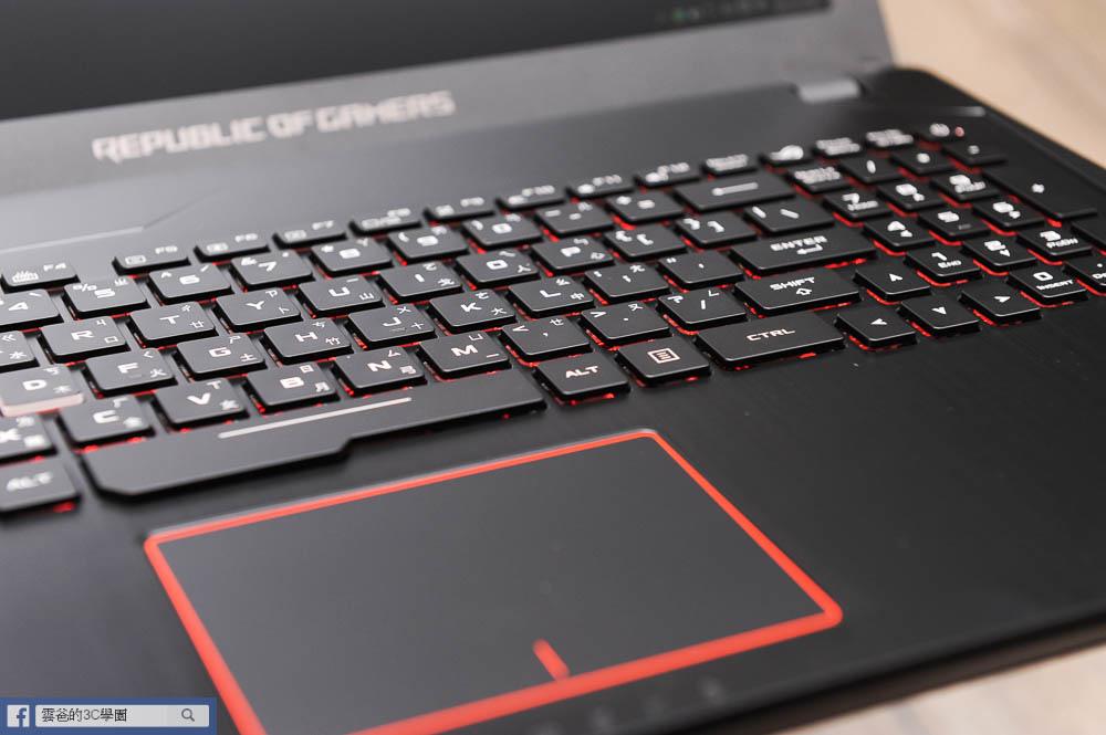 搭載全新GTX1050Ti 電競顯卡 - ROG Strix GL553VE 黑魂版-59