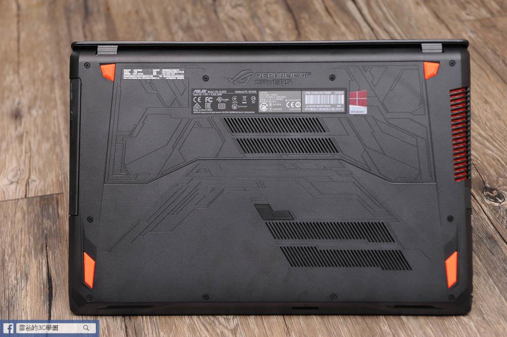 搭載全新GTX1050Ti 電競顯卡 - ROG Strix GL553VE 黑魂版-61