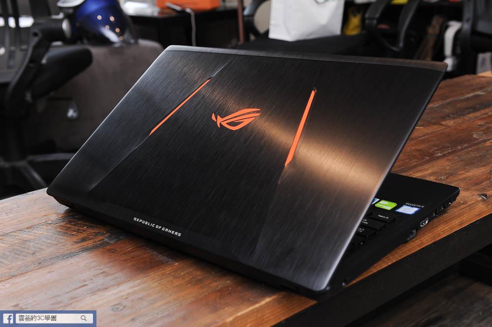 搭載全新GTX1050Ti 電競顯卡 - ROG Strix GL553VE 黑魂版-83