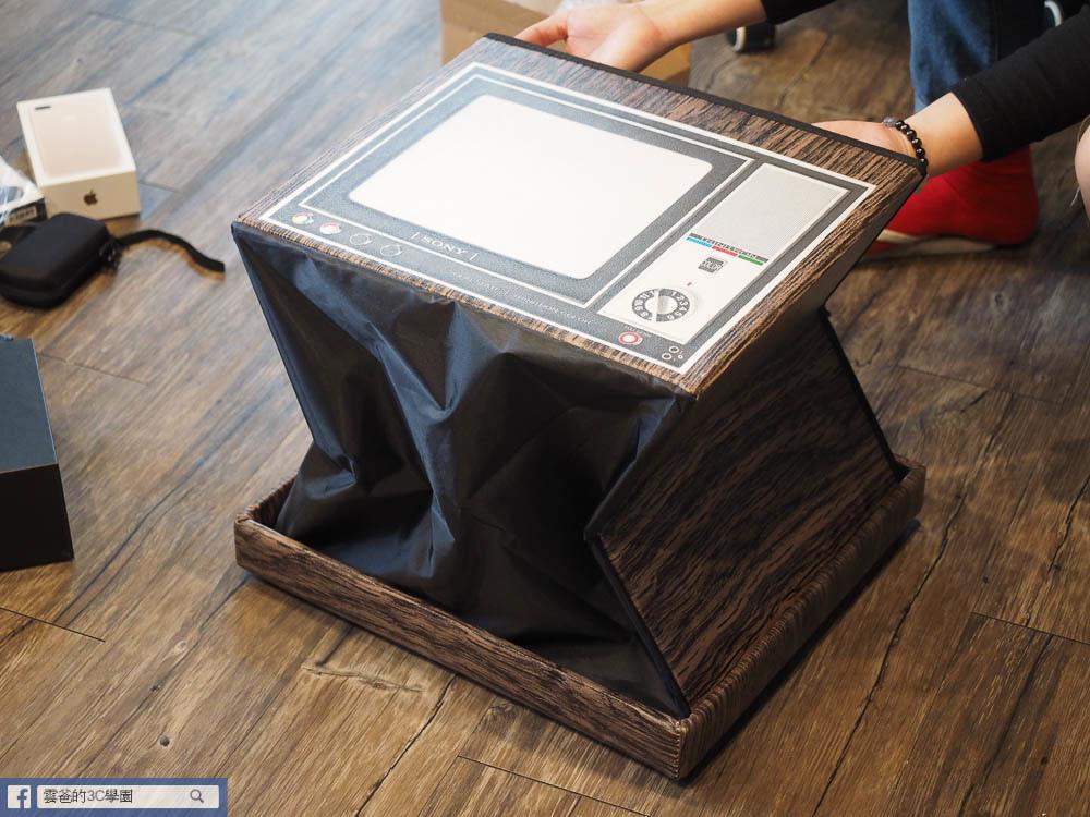 Sony 70週年特麗霓虹收納椅凳-6