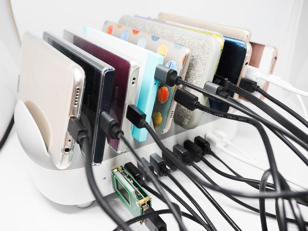 10支手機同時充電-ORICO DUK-10P-33